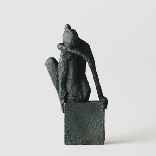 Klotz und Figur VIII