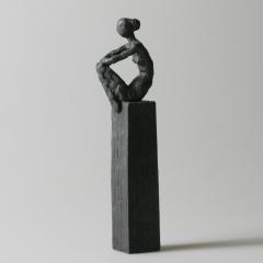 Kotz und Figur IV