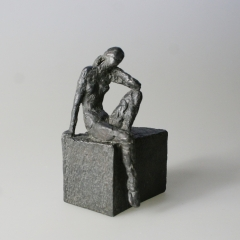 Klotz und Figur V