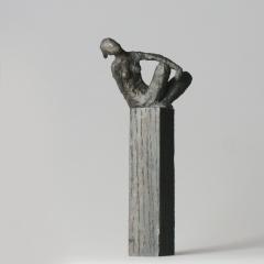Klotz und Figur IX
