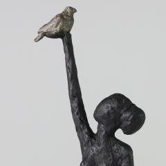 ... und am allerliebsten die Taube in der Hand