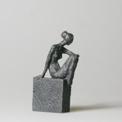 Klotz und Figur III