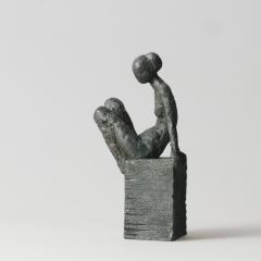 Klotz und Figur VI